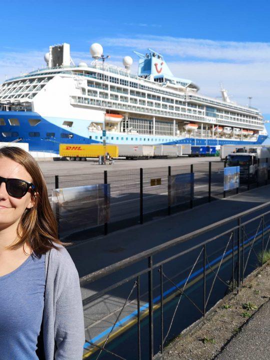Marella Discovery Cruise Ship and Emma Cruises!