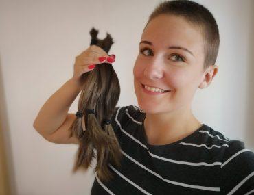 Marella Discovery Emma Brave the Shave Macmillan