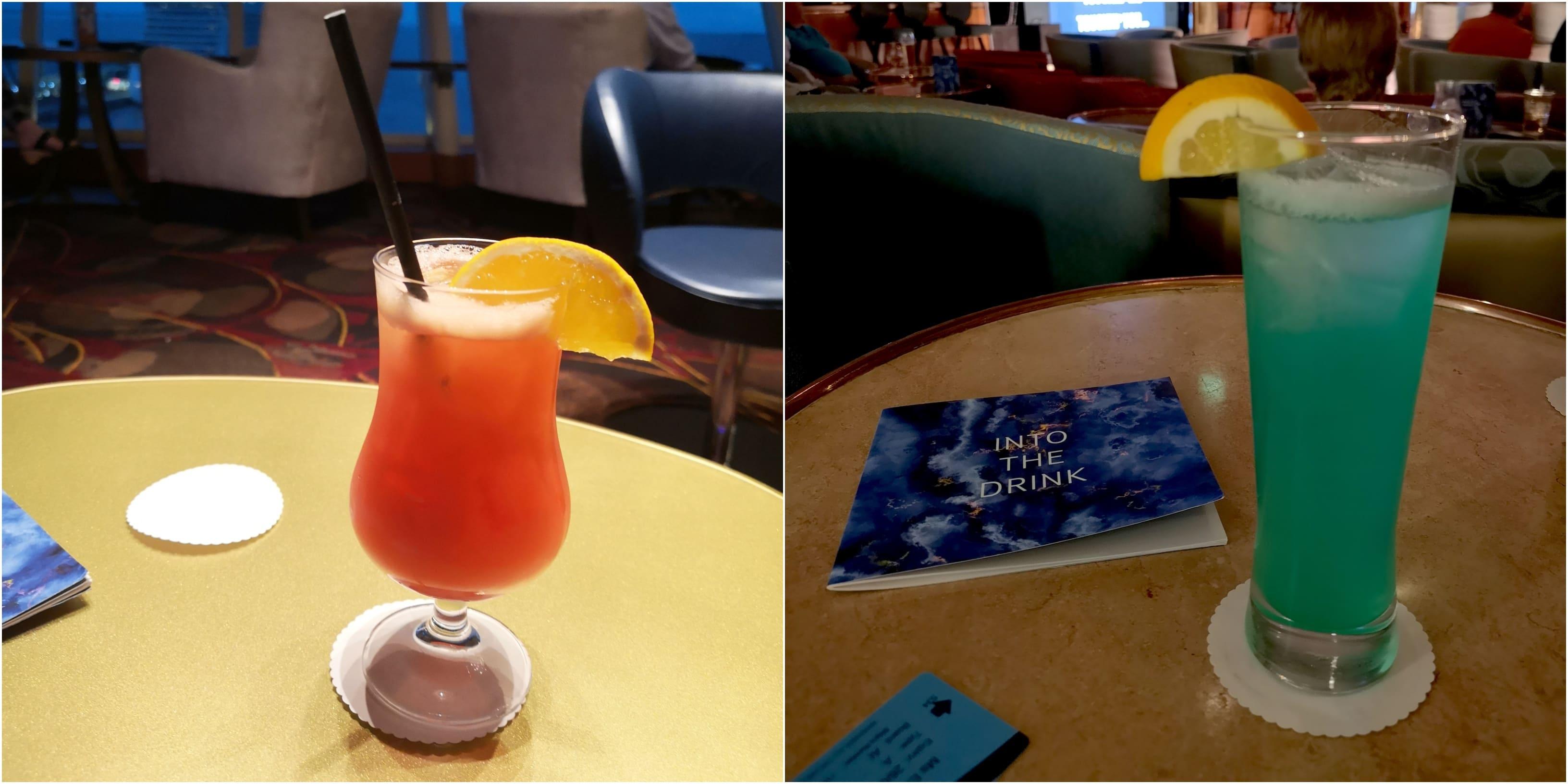 Marella Discovery Drinks Venue