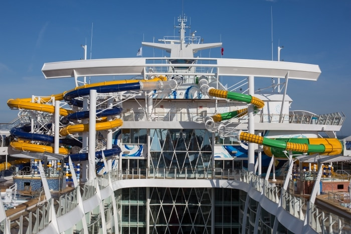 Harmony of the seas perfect storm