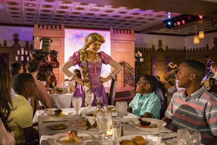 Disney Cruise Line Magic Rapenzul