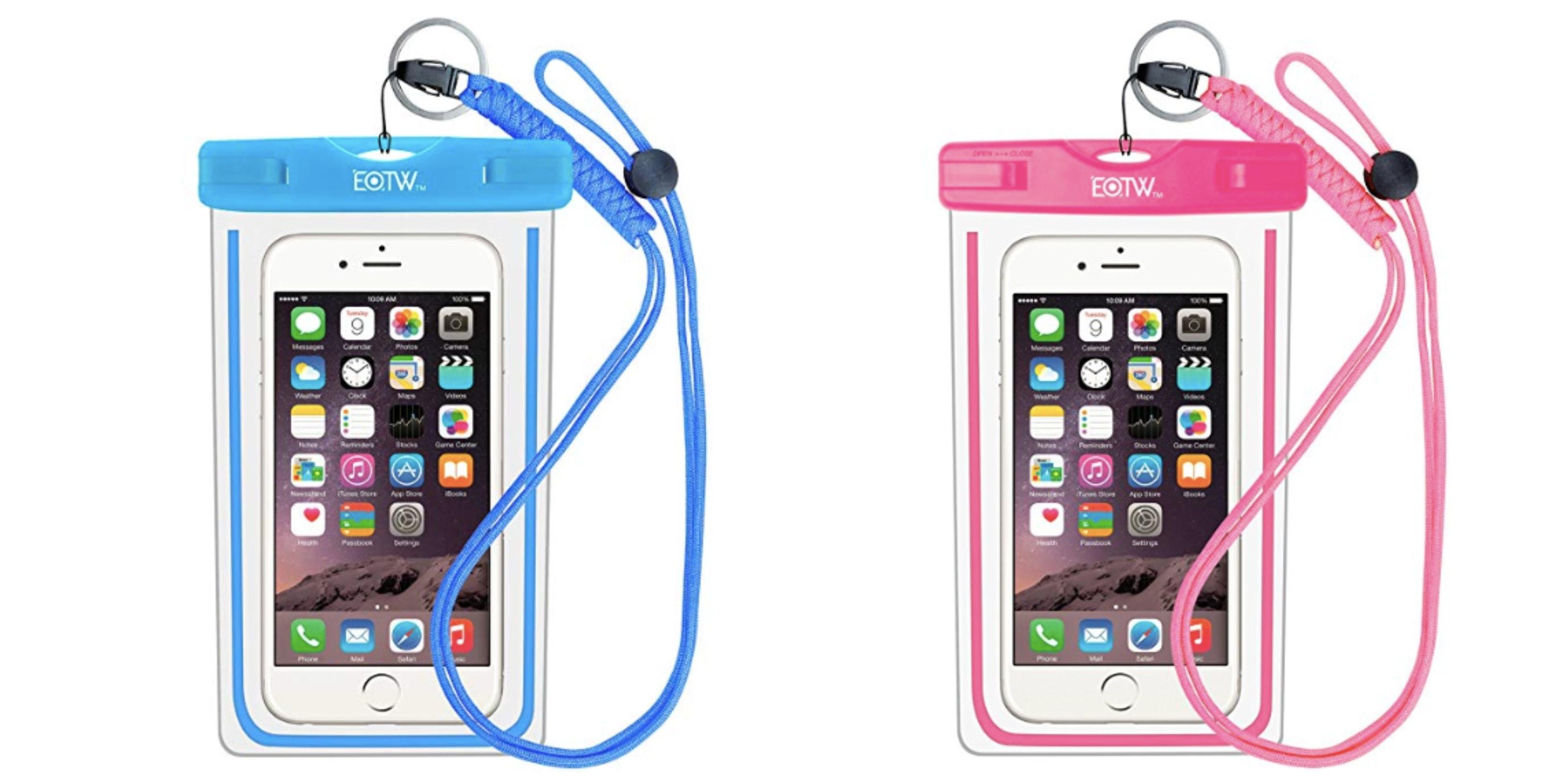 cruise gifts waterproof phone case