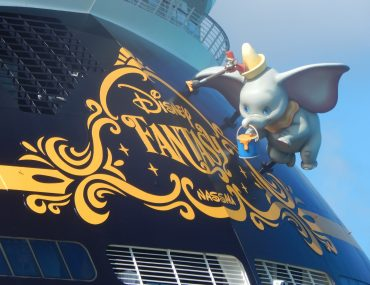 Disney cruise line dumbo fantasia