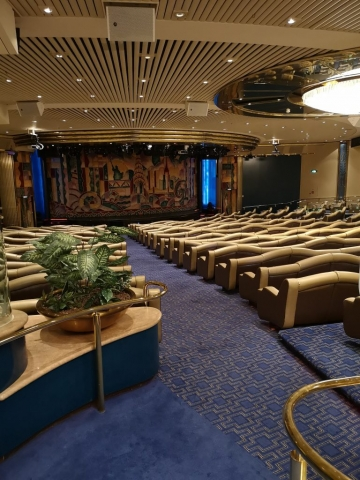 Marella Discovery Theatre Broadway Showlounge