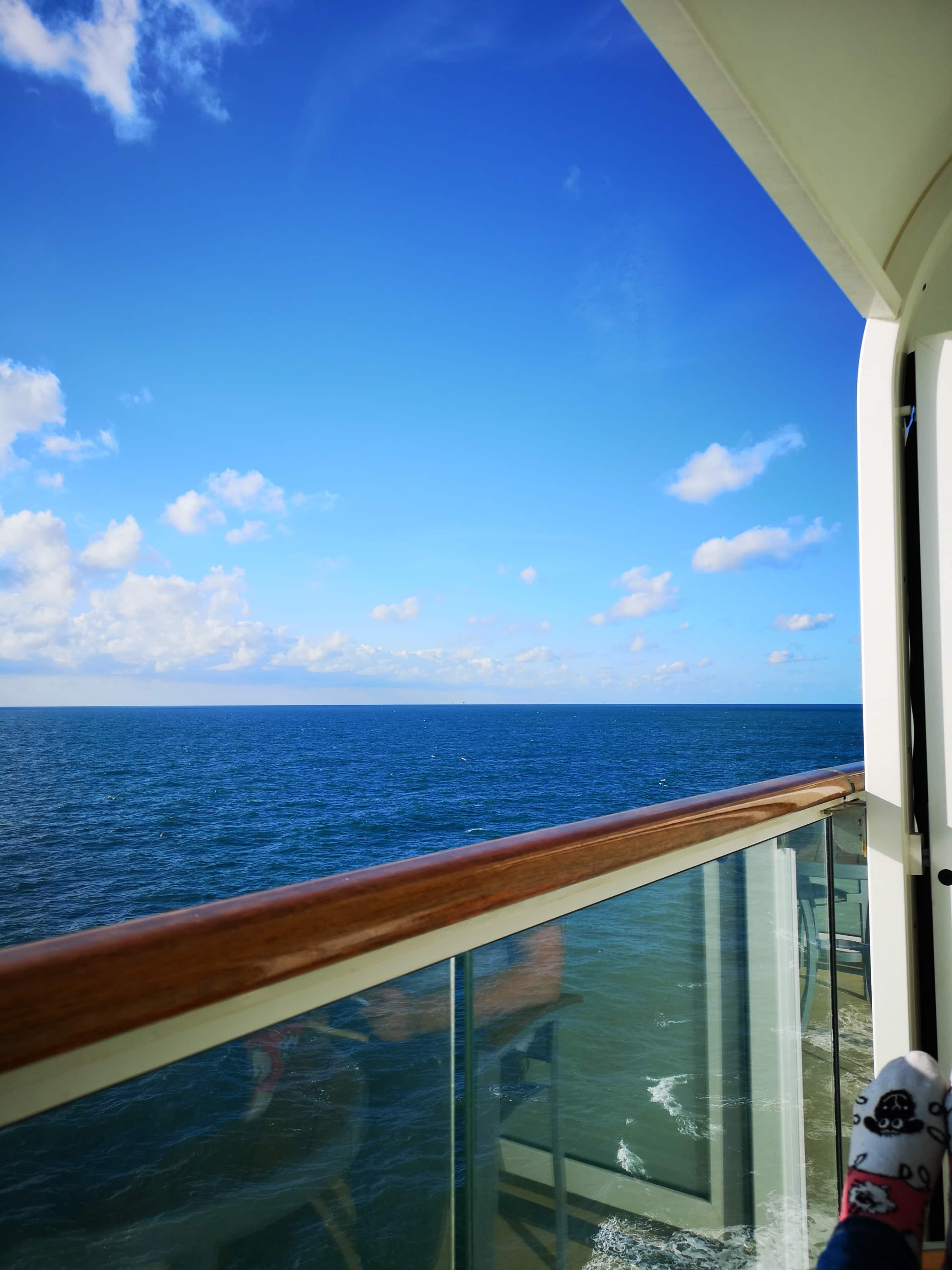 Marella Discovery Cruise Ship Balcony Ocean View