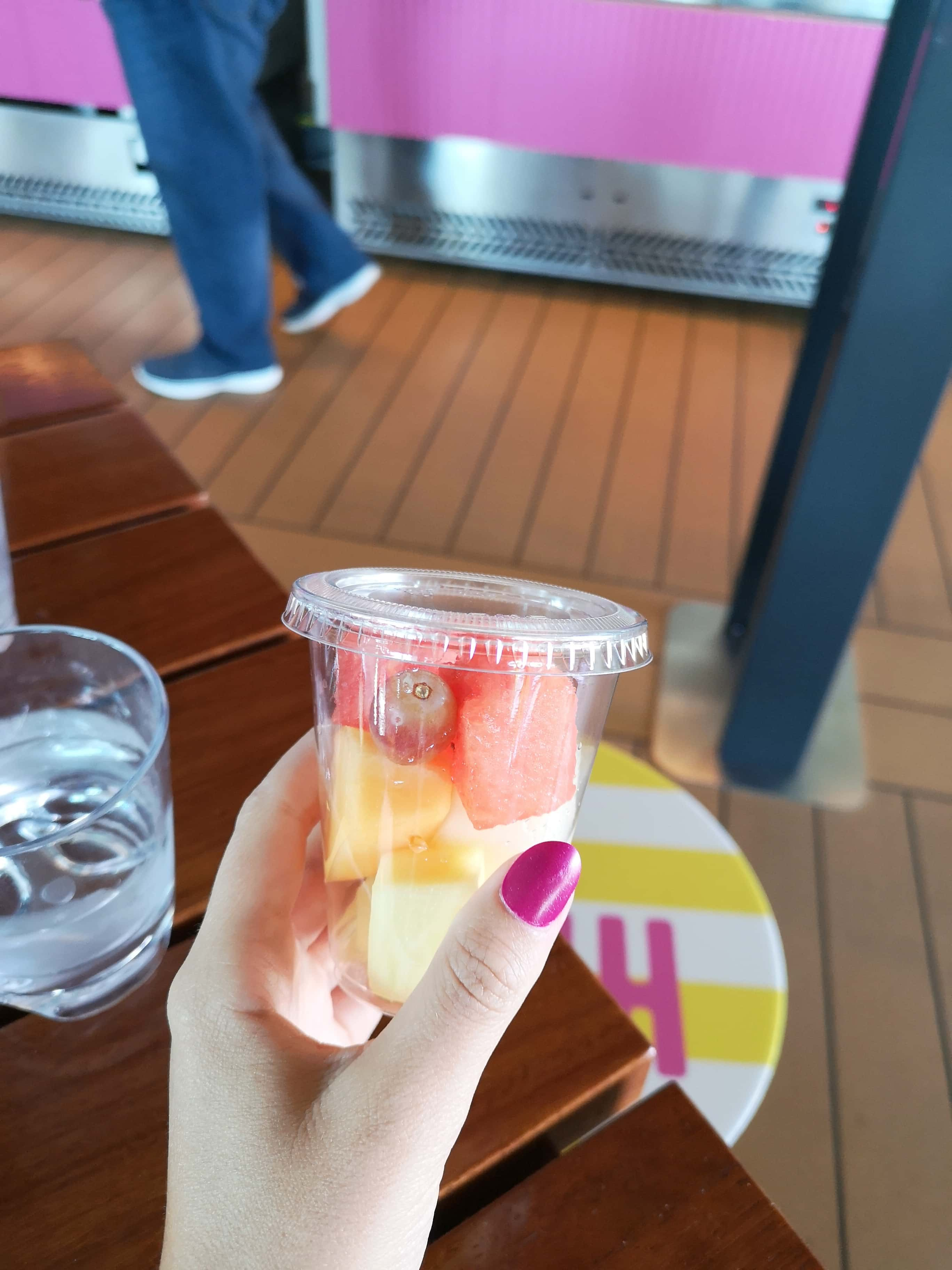 Marella Discovery Snack Shack Fruit