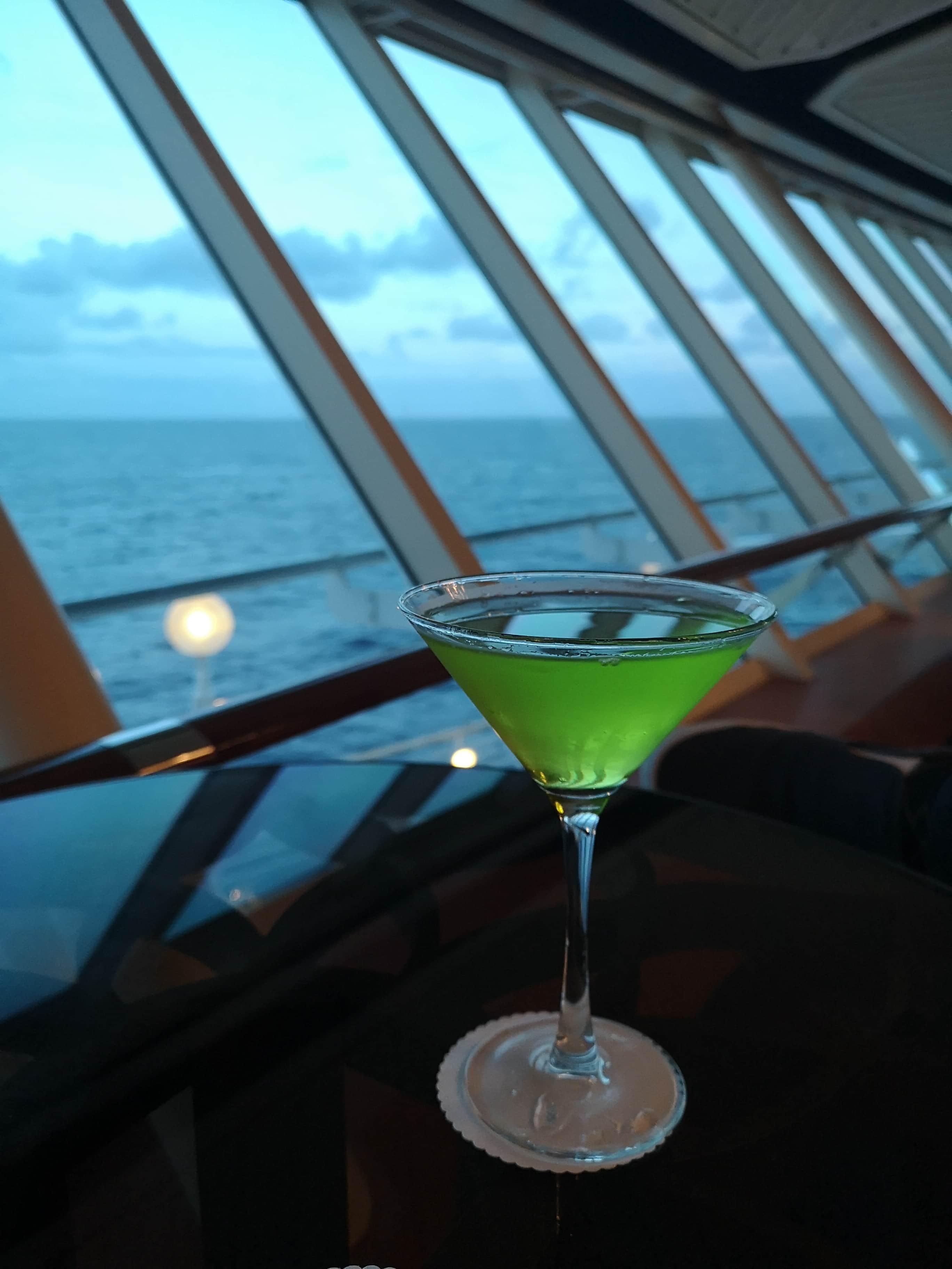 Marella Discovery Bar Eleven Drinks Bars Spectre Martini