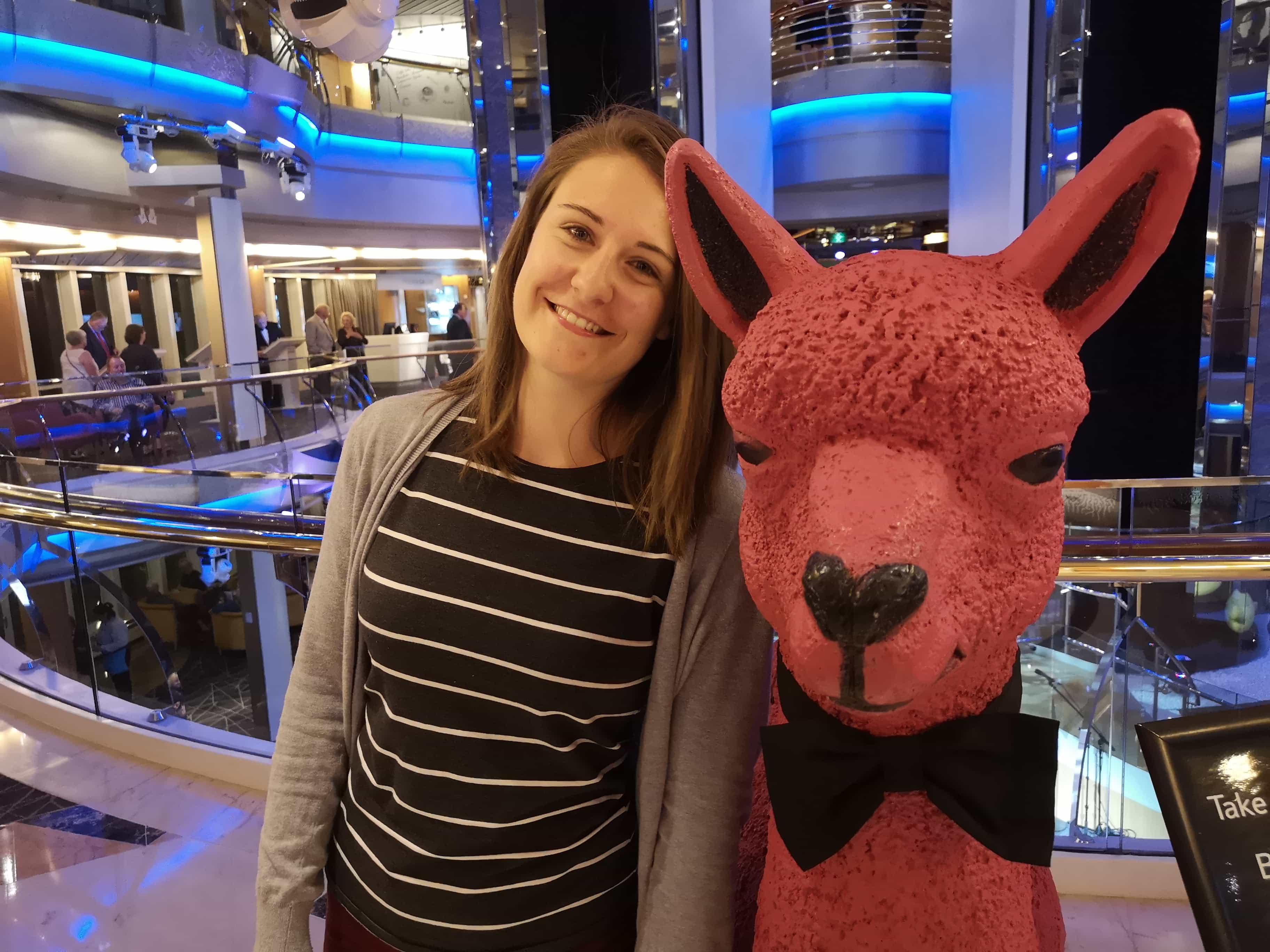 emma cruises marella discovery llama