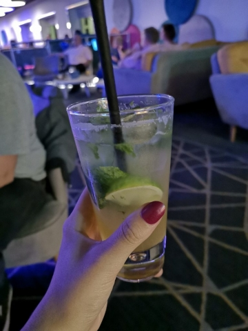 Marella Discovery Live Room Drinks