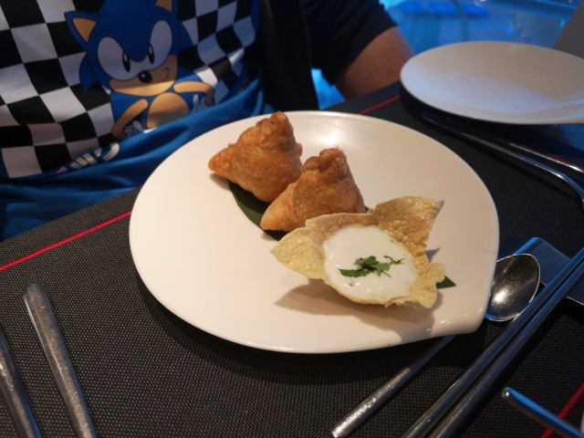 Marella Discovery Kora La Starter Speciality Restaurant