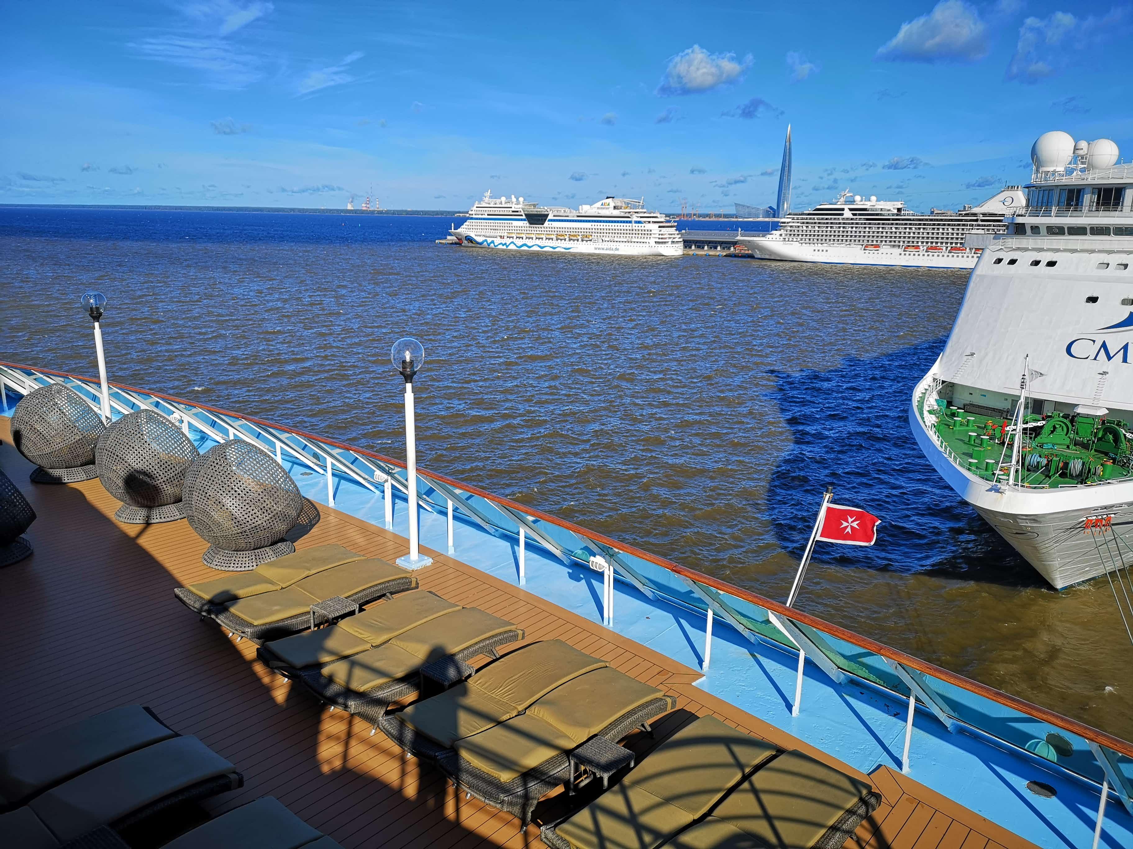 Marella Discovery Veranda CMV Columbus Aida Oceania
