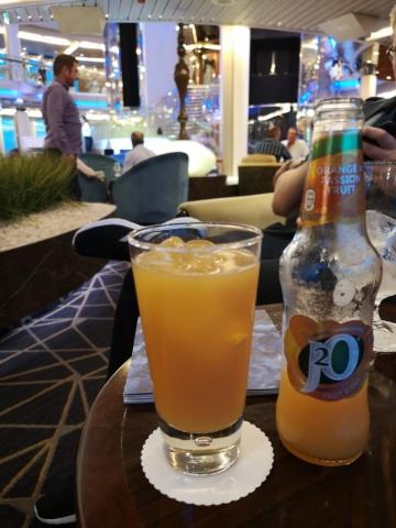 Marella Discovery Atrium J20  Premium beverage package