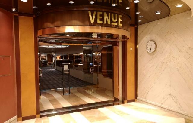 Marella Discovery Venue Entertainment