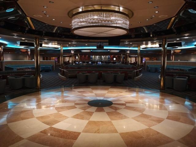 Marella Discovery Venue Dance floor