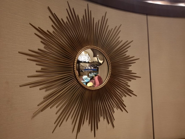 Marella Discovery Buffet Eleven Bar Mirror