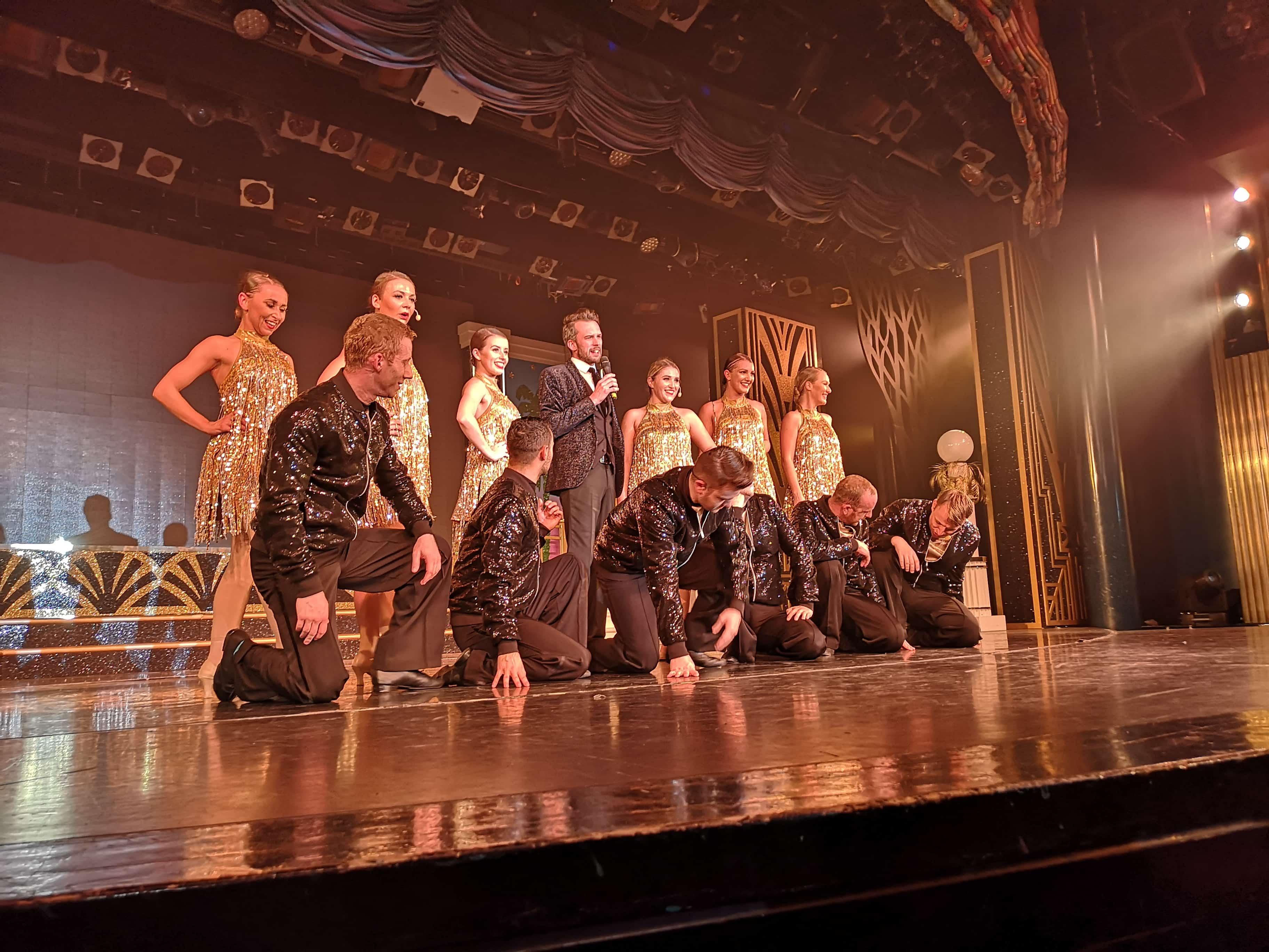 Marella Discovery Theatre Showteam  Entertainment