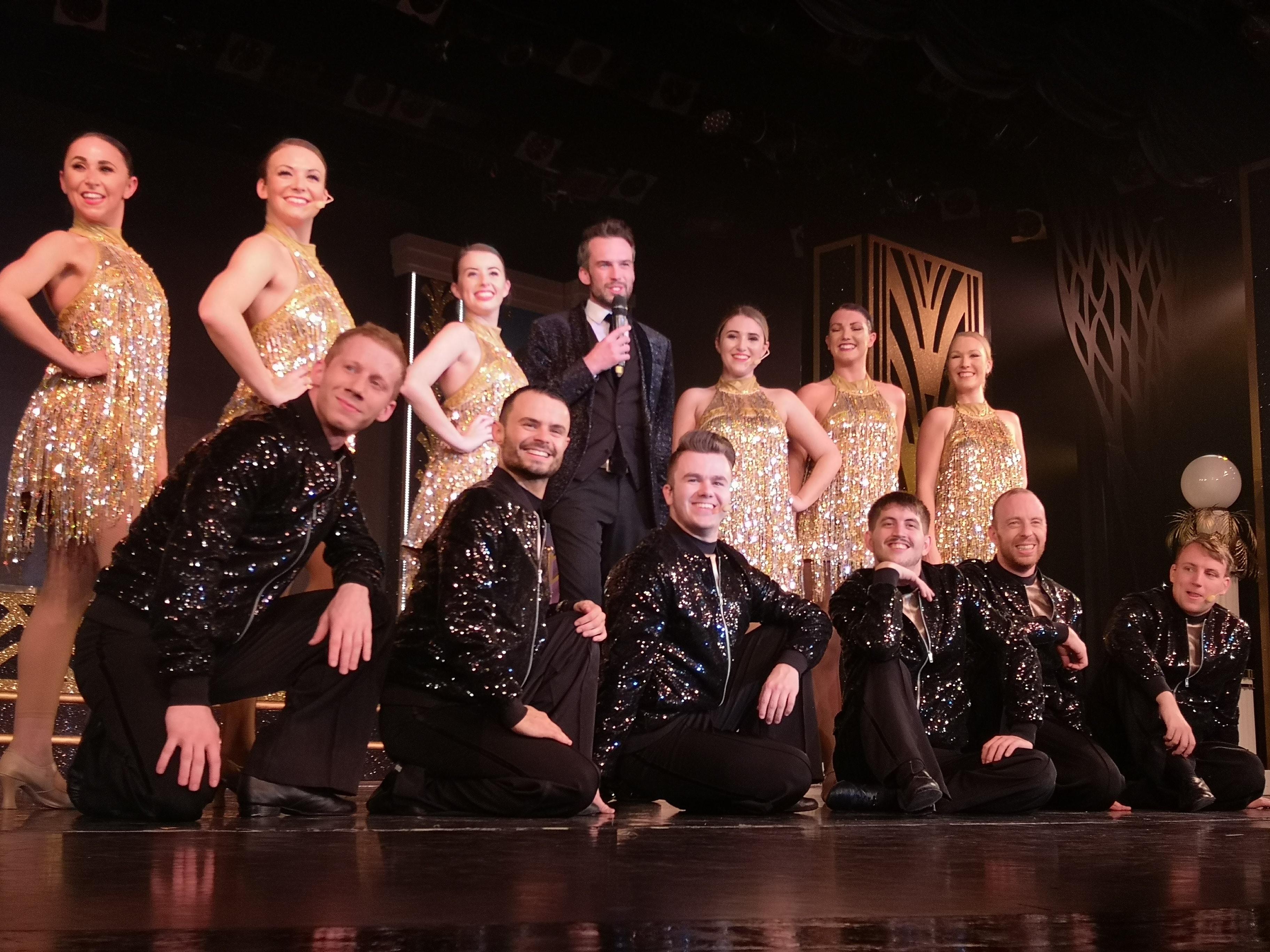 Marella Discovery Theatre Showteam