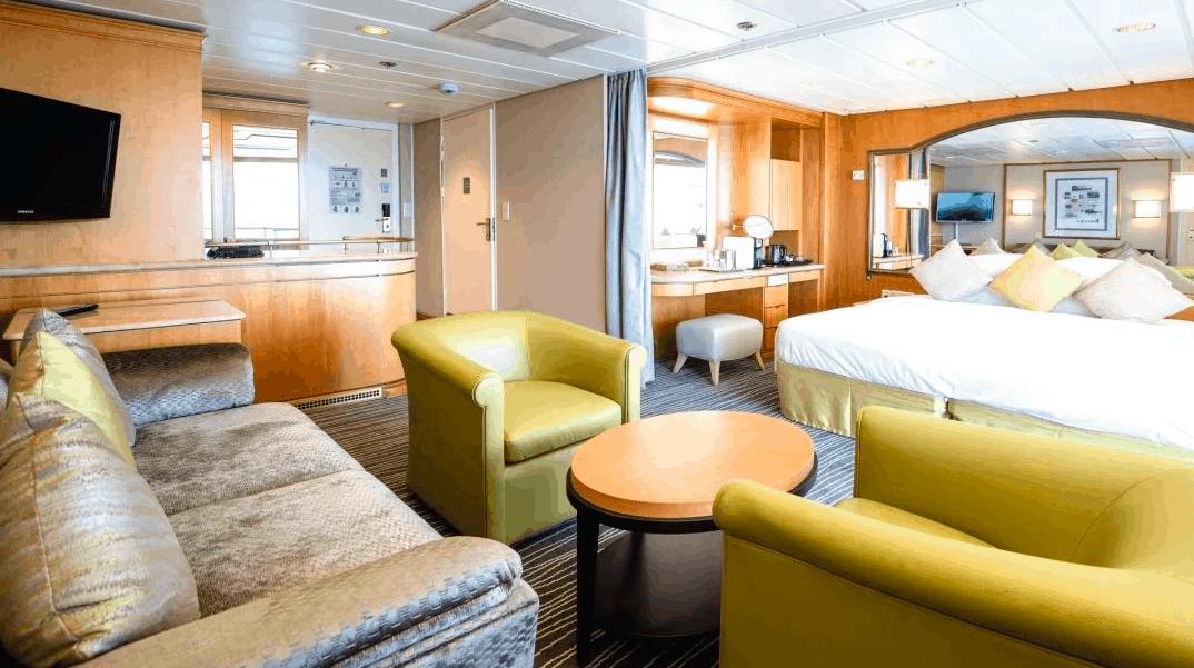 Grand Suite Cabin Marella Tui Discovery