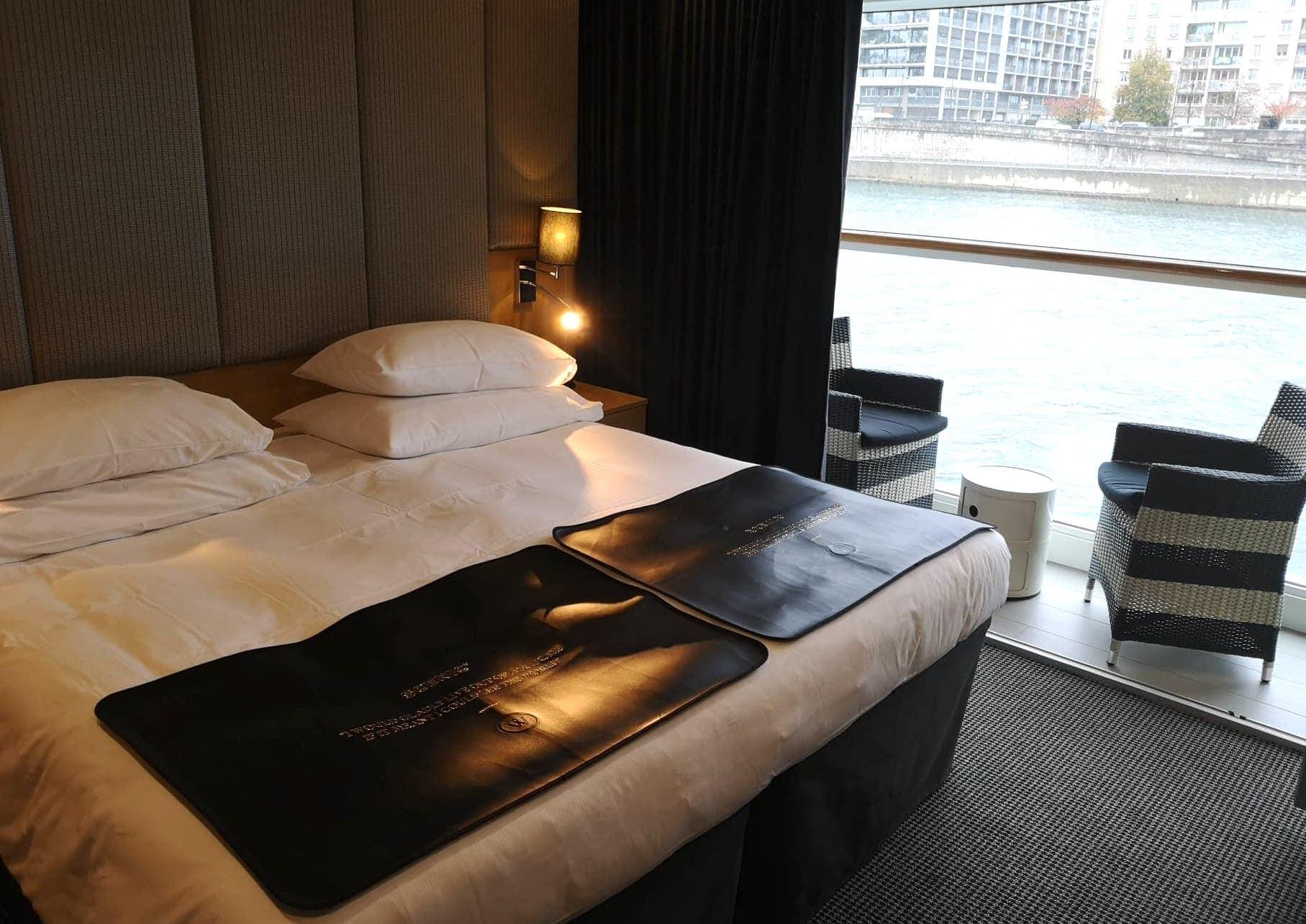 Scenic Gem Balcony Cabin River Cruise Ship