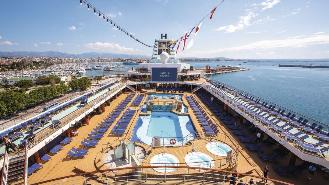 Marella Explorer 90s Cruise
