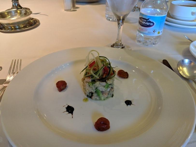 Princess Cruises Ship Shape Food Healthy Options