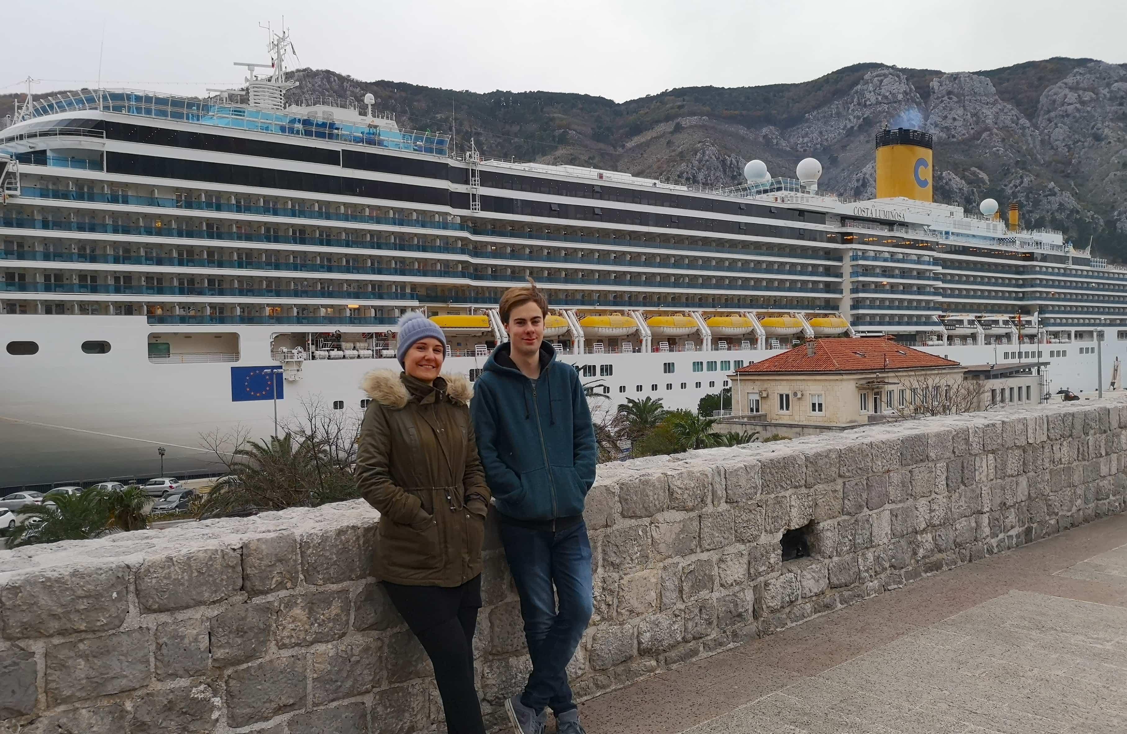 Costa Cruise Luminosa Review