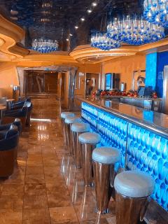 Costa Cruises Wine Bar Luminosa