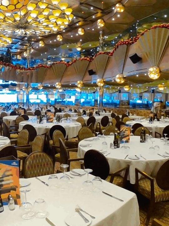 Costa Cruises Luminosa Main Dining Room