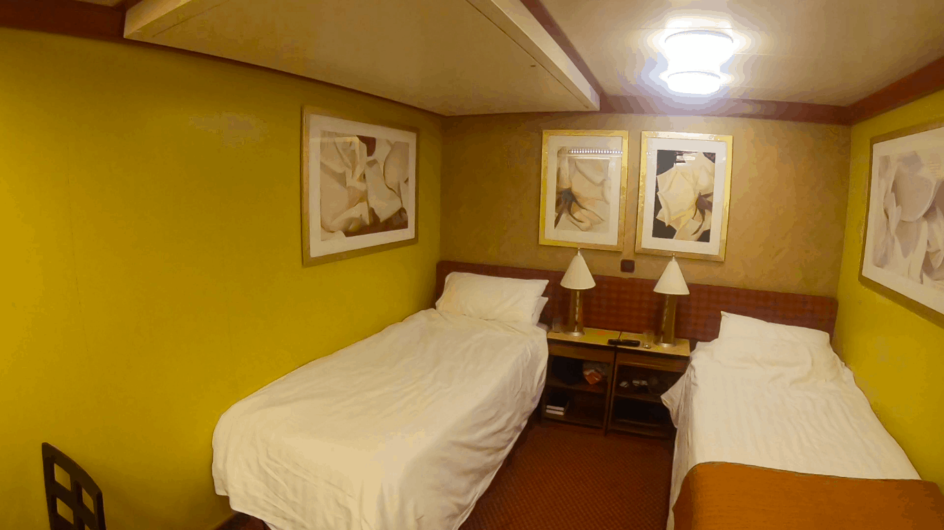 Costa Cruises Luminosa Inside Cabin