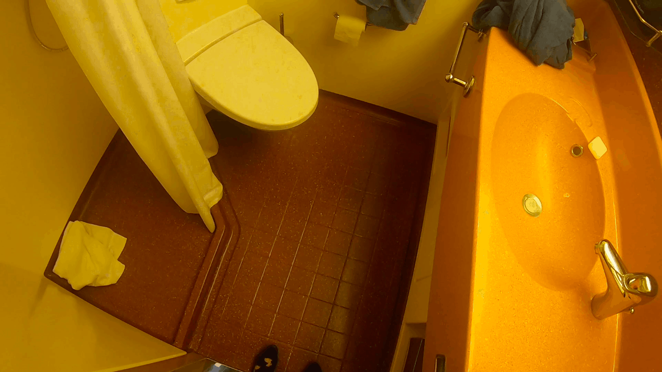 Costa Cruises Luminosa Inside Cabin Bathroom