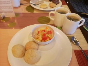 Costa Cruises Tea Buffet