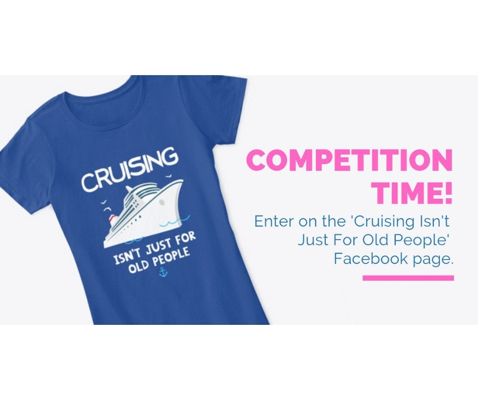 cruising isnt just for old people tshirt competition