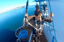 MSC Meraviglia – Ropes Course and Waterslides