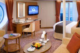 Celebrity Cruises – Move Up Upgrade
