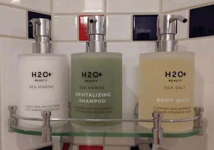 Disney Cruise Line Toiletries Shampoo Conditioner