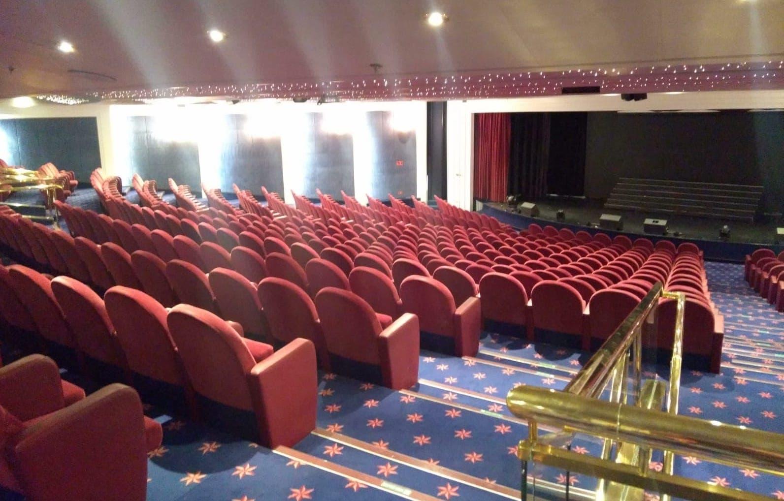 MSC Lirica Theatre