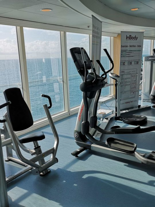 cruise ship gym marella discovery weight gain tips