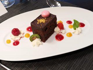 cruise food dessert weight gain tips