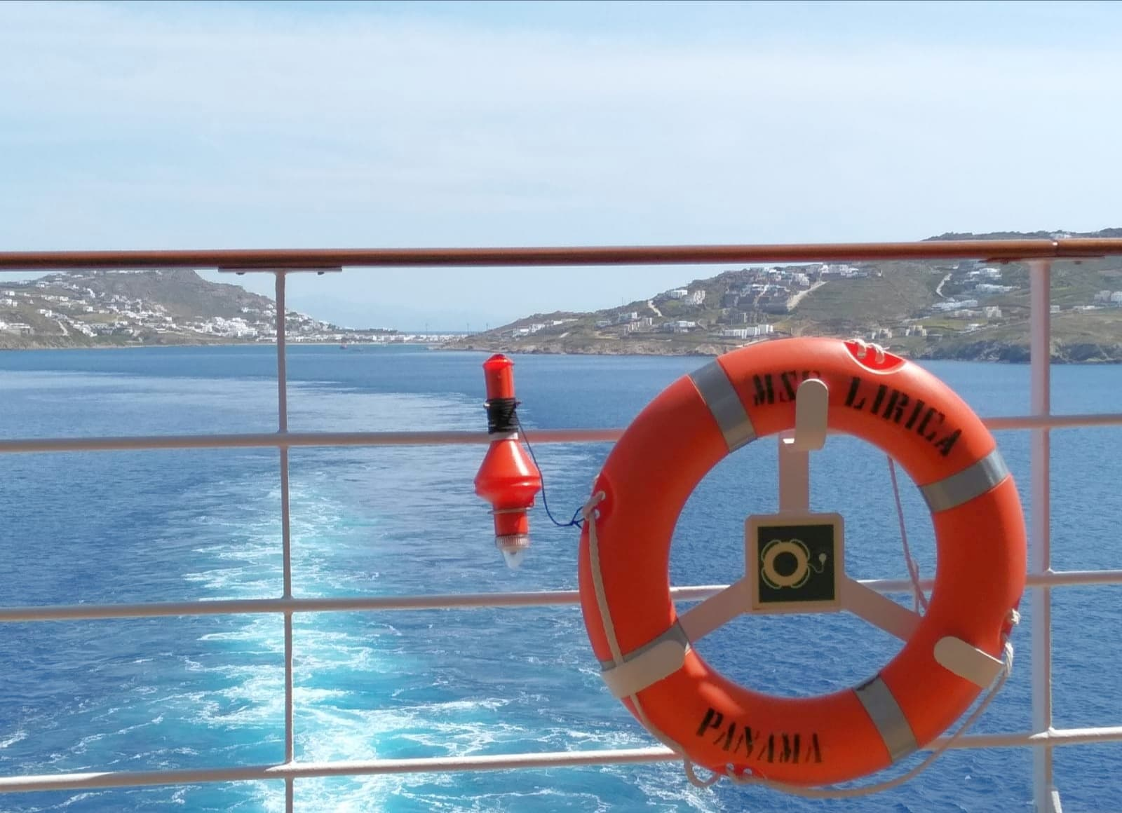 MSC Lirica Cruise Review