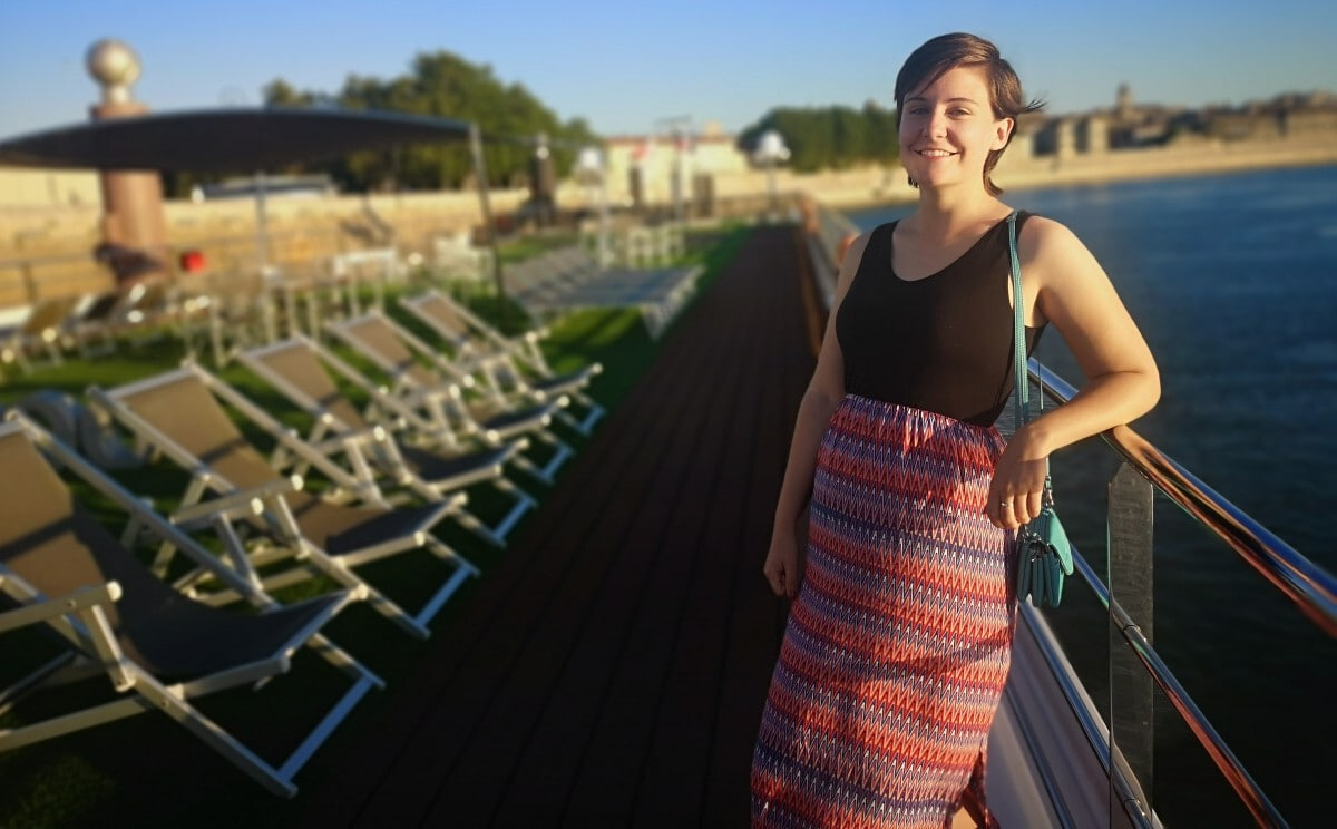 Emerald Waterways Dress Code Top Deck Dress