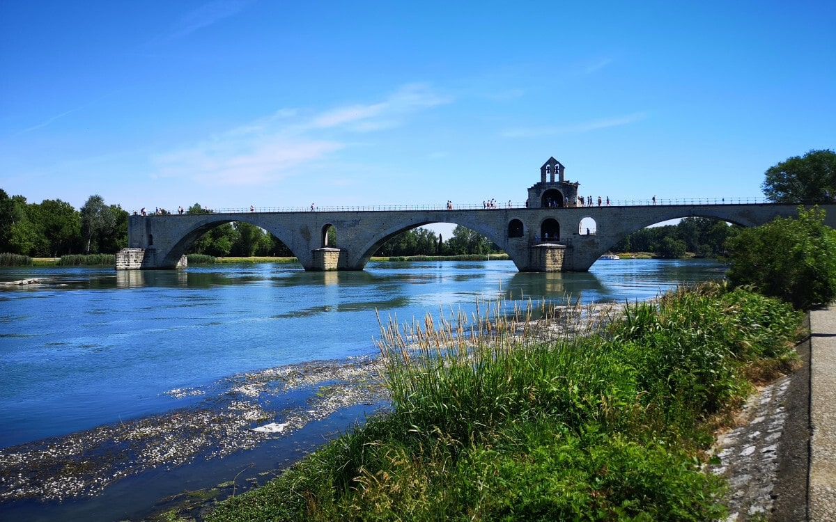 Avignon Bridge Emerald Waterways