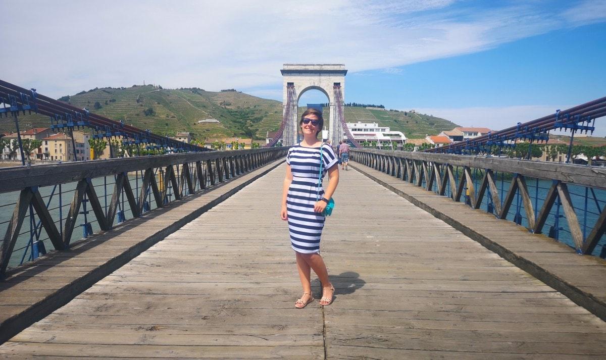 Emerald Waterways Tournon Bridge Excursion