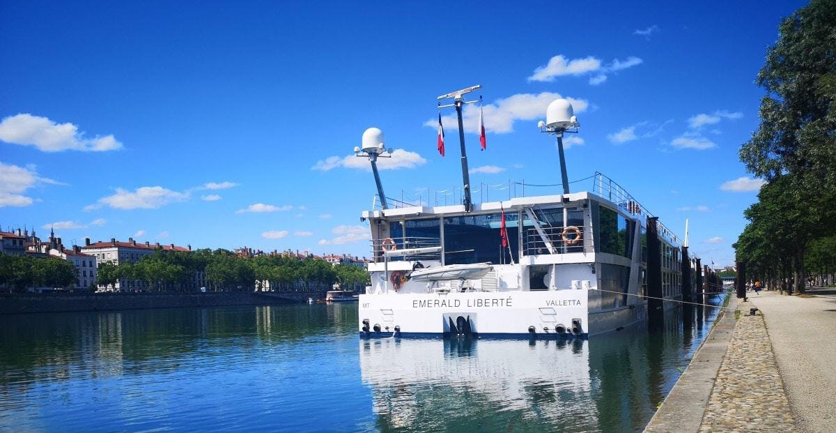 Emerald Waterways Ship Liberte