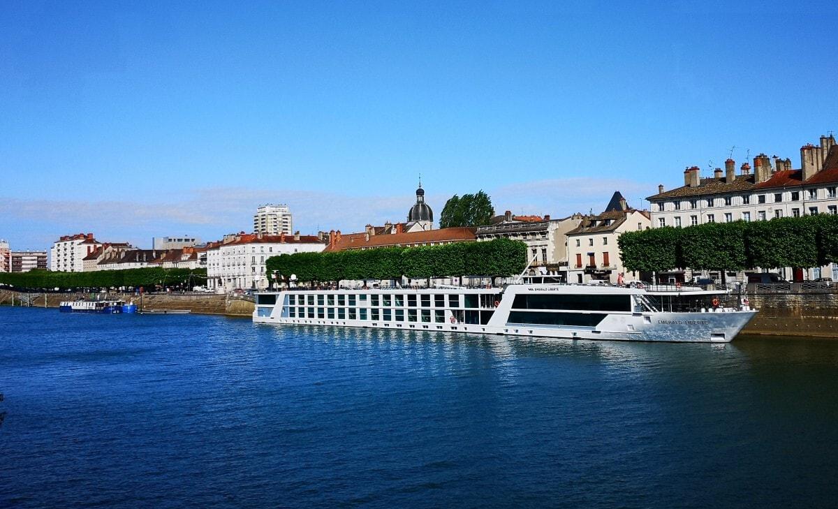 Emerald Waterways Liberte Star Ship