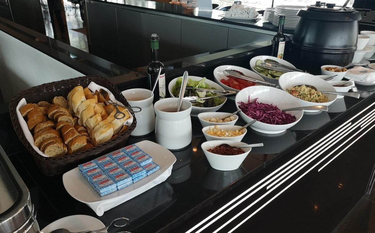 Emerald Waterways Light Lunch Lounge