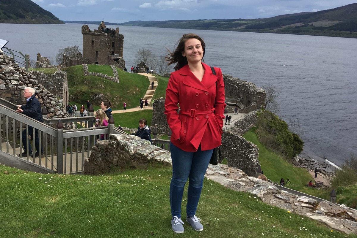 British Isles Cruise Loch Ness Passport