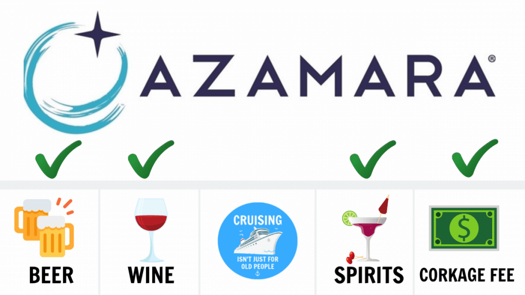 Can You Bring Alcohol On An Azamara Cruise?