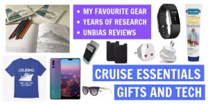 cruise gifts essentials and discounts