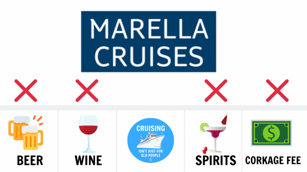 Can You Bring Alcohol On A Marella Cruise Beer Wine Spirits