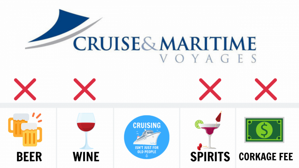 Can You Bring Alcohol on a Cruise & Maritime Cruise?